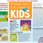 Punjabi Tadka for American Kids by TIMES OF INDIA
